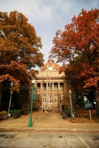 Historic Osceola courthouse