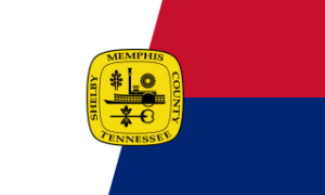 City of Memphis Flag via-wikicommons