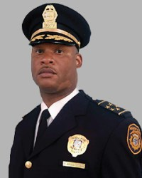 MPD Director Toney Armstrong