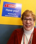Shelby County Elections Coordinator, Linda Phillips
