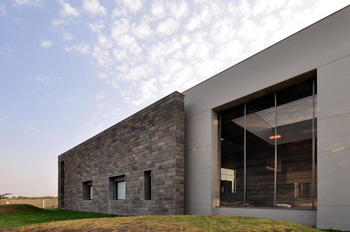 Architectural louvers