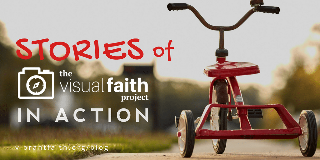 "Stories of ""The Visual Faith Project"" in Action"