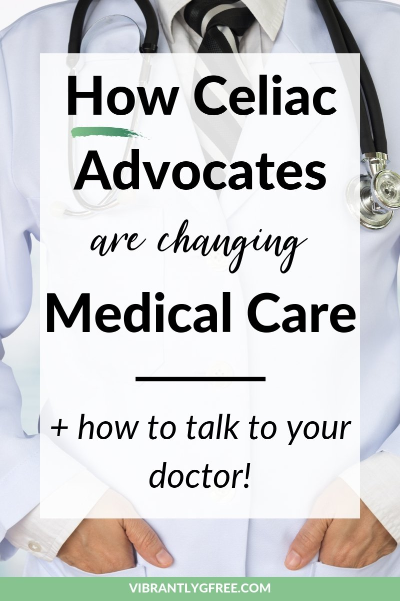 Celiac Advocates Medical Care PIN