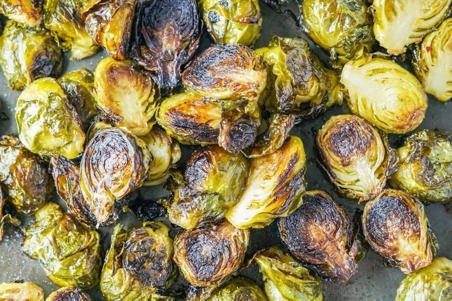 roasted brussel sprouts 2