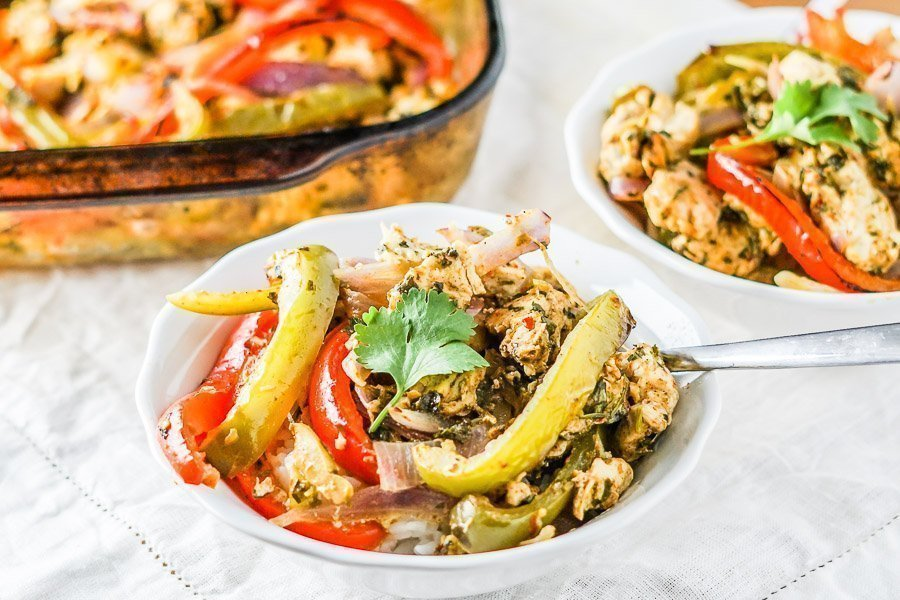 chicken fajita recipe 1