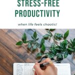 Tools for Stress Free Productivity Pin 5