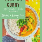 Pumpkin Curry with chicken PIN 3