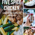 Chinese Five Spice Chicken PIN 7