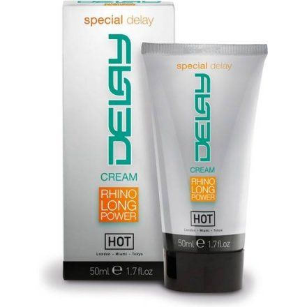 HOT CREMA RETARDANTE 50 ML para practicar peaking en Vibrashop