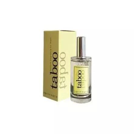 Taboo Equivoque - Perfume con feromonas para El y Ella en Vibrashop
