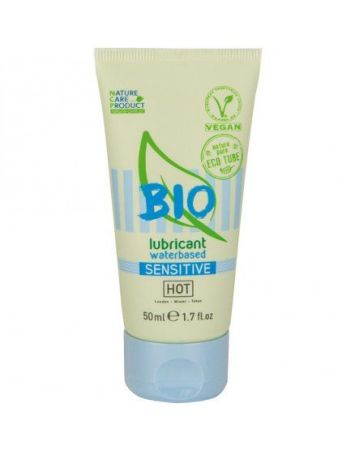 HOT BIO LUBRICANT SENSITIVE 50 ML para estimular el clítoris