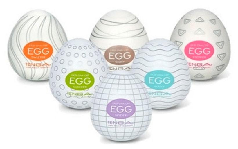 Huevos Tenga: El mejor regalo sexual para un hombre en Vibrashop