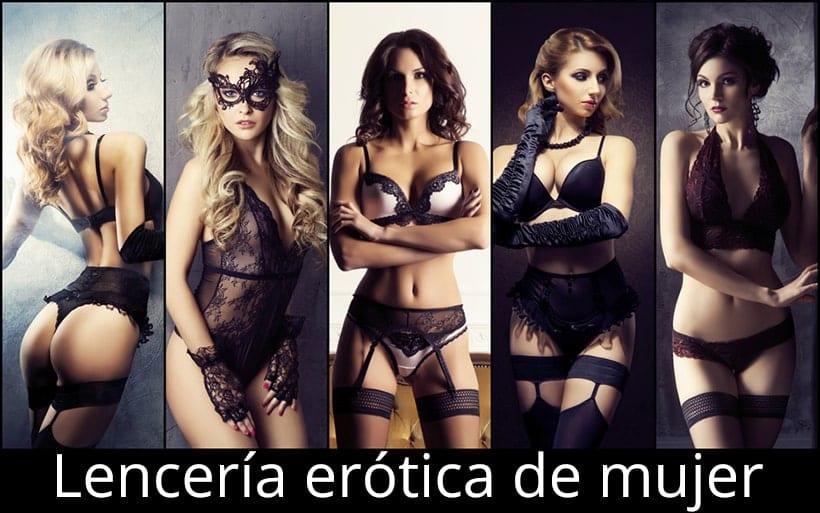 Todo lo que debes saber sobre la lencería erótica de mujer
