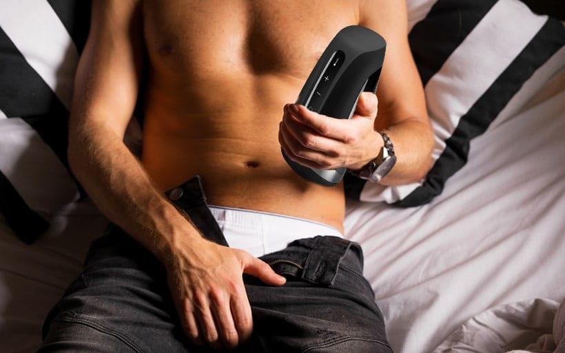 El catálogo de juguetes sexuales para hombres en Vibra Shop