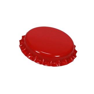 Ølkapsel, 26mm, rød