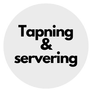 Tapning & servering