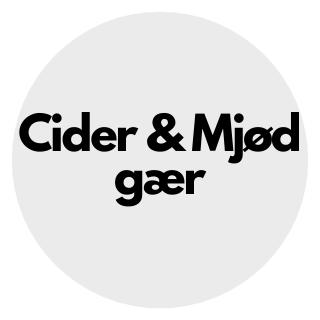 Cider & mjød gær