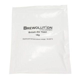 Brewolution British Ale Yeast