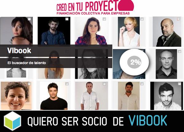Antonio Resines socio de Vibook
