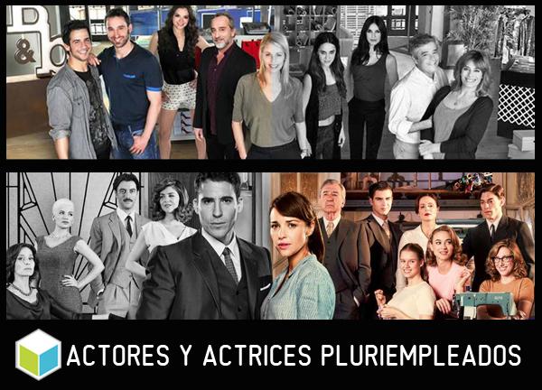 Actores Pluriempleados