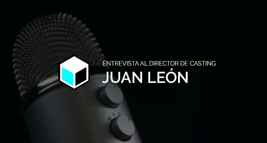Entrevista a Juan León
