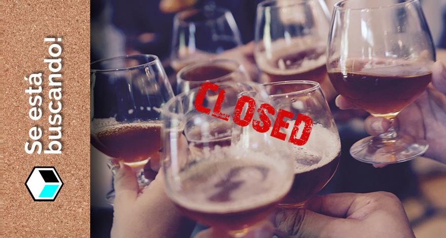 cerveza closed