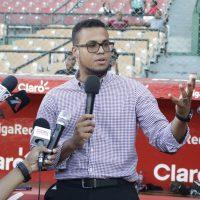 VIDEO: José Gómez anuncia plan del Escogido para la segunda mitad