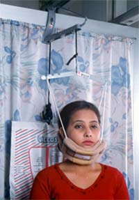 wheel chair prices etsy high cover cervical traction set (sitting), rehabilitation aids, orthopaedic products, back supports, sacro ...