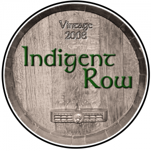 Indigent Row Barrel 500