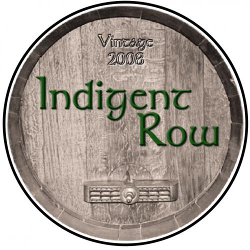 Indigent Row Barrel 500