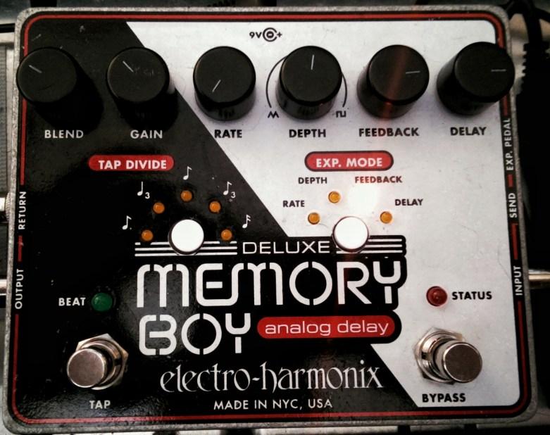 Memory Boy Settings
