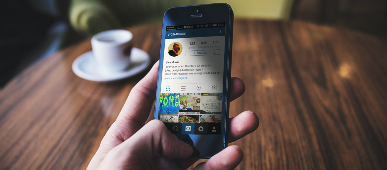 Social media, the digital business card?
