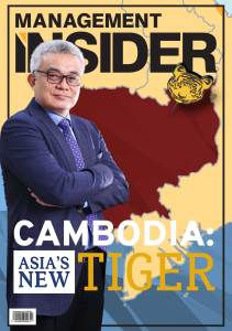 Management Insider, WEF Special Issue, Magazine Cover Version 3