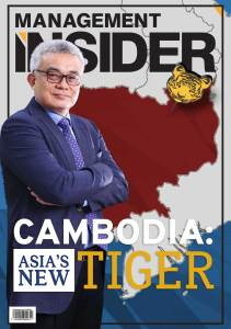 Management Insider, WEF Special Issue, Magazine Cover Version 5