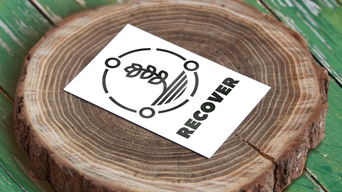 RECOVER Project Logo Design