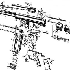 Ruger Ar 15 Exploded Diagram Alternator Wiring Chevy Cetme Schematic View