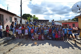 Escola Municipal Maria José Monteiro encerra atividades folclóricas com evento em Turiaçu