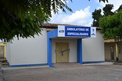 Prefeitura de Vicência inaugura Ambulatório de Especialidades e novo espaço da Secretaria de Saúde