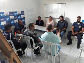 Prefeito Guiga anuncia aposentadoria especial para Guarda Municipal de Vicência