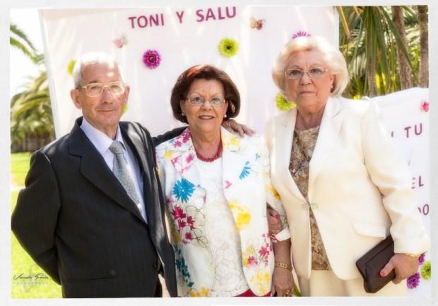 Photocall Salu y Toni884