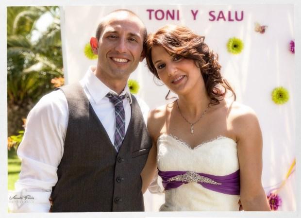 Photocall Salu y Toni904