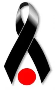 Our condolences to Japan