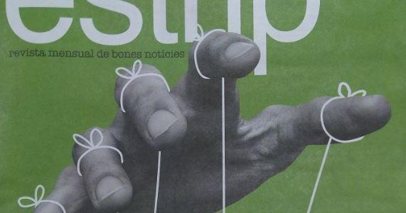 Estrip, la nova revista sobre el teixit associatiu d'Osona