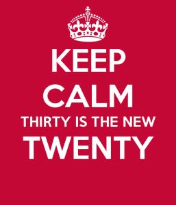 keep-calm-thirty-is-the-new-twenty