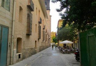 calle museo