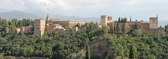 alhambra desde el mirador san nicolas