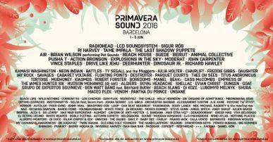 cartel primavera sound