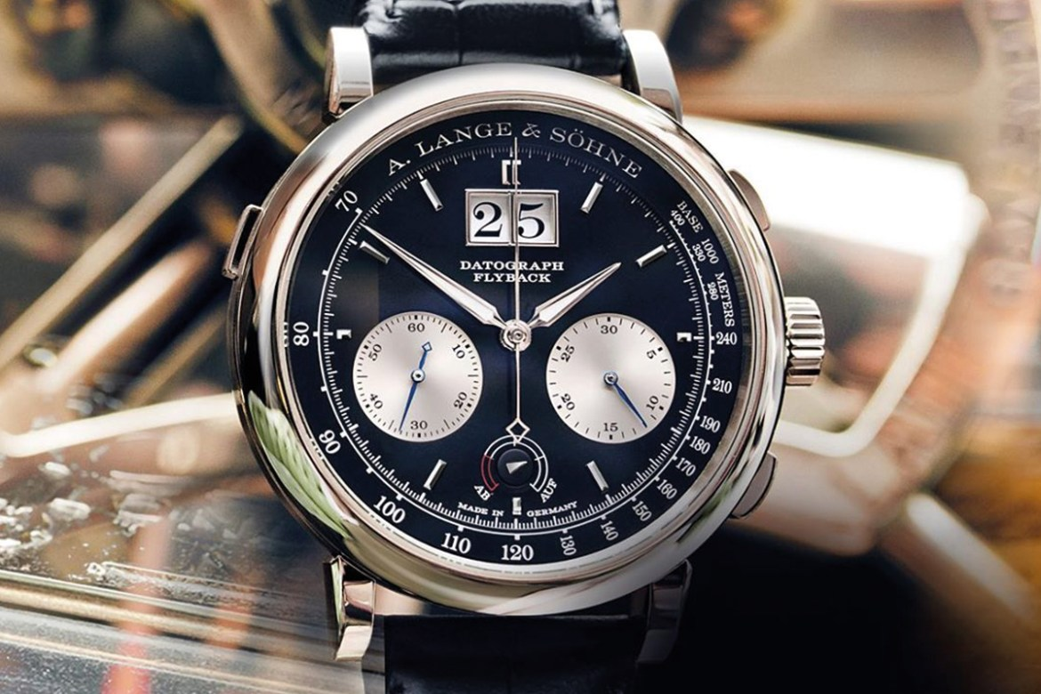 Five luxury watches for dreaming