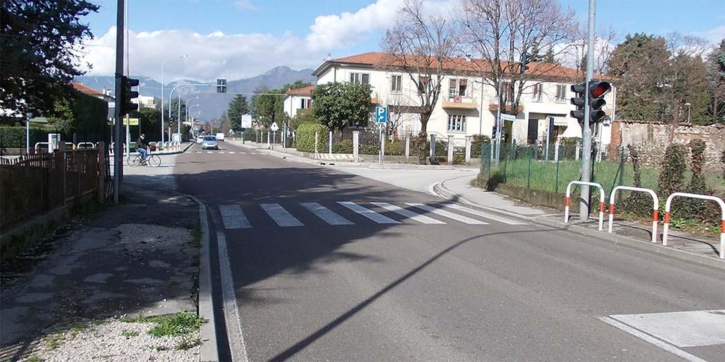 Thiene nuovo look per Via Vittorio Veneto