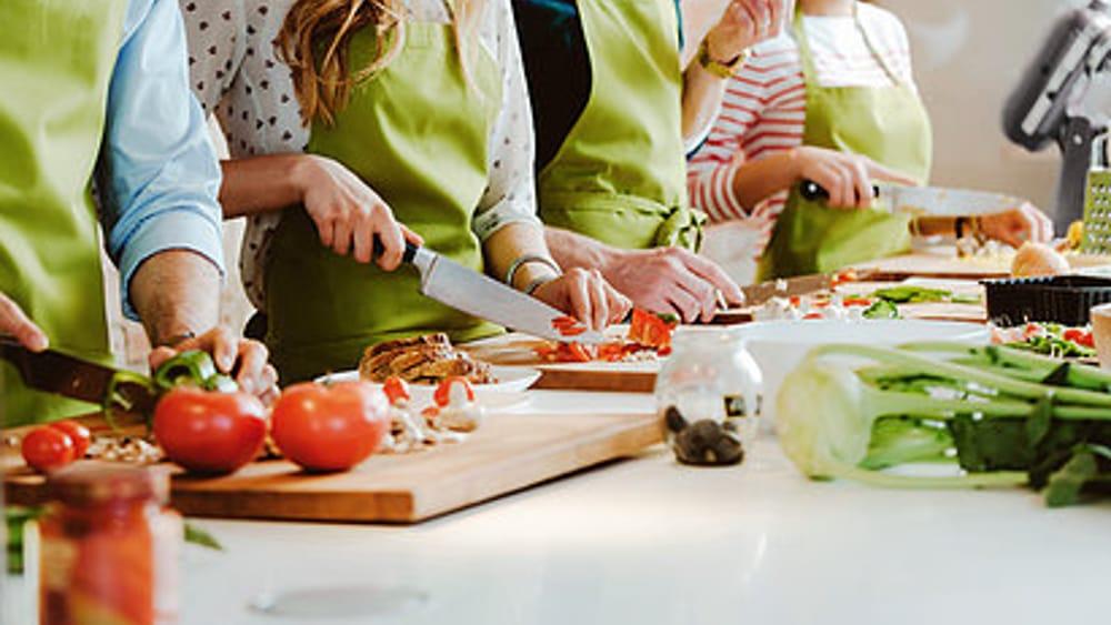 Corsi di Cucina Sana a Marano Vicentino e Giavenale di Schio Eventi a Vicenza